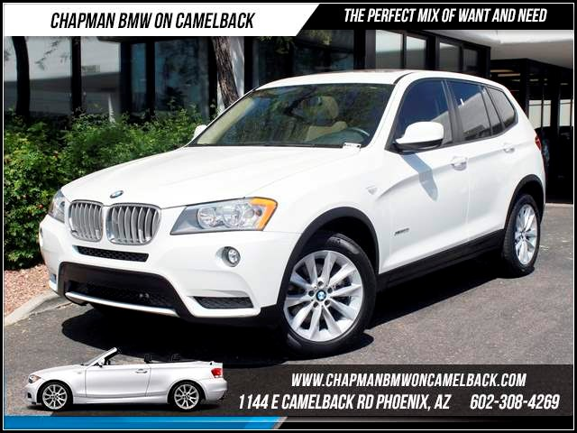 2013 BMW X3 xDrive28i 37509 miles 1144 E CamelbackMarch Madness Sales Event on now at Chapman