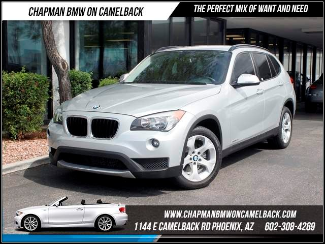 2014 BMW X1 sDrive28i 14655 miles 1144 E CamelbackCPO Spring Sales Event on now at Chapman BM