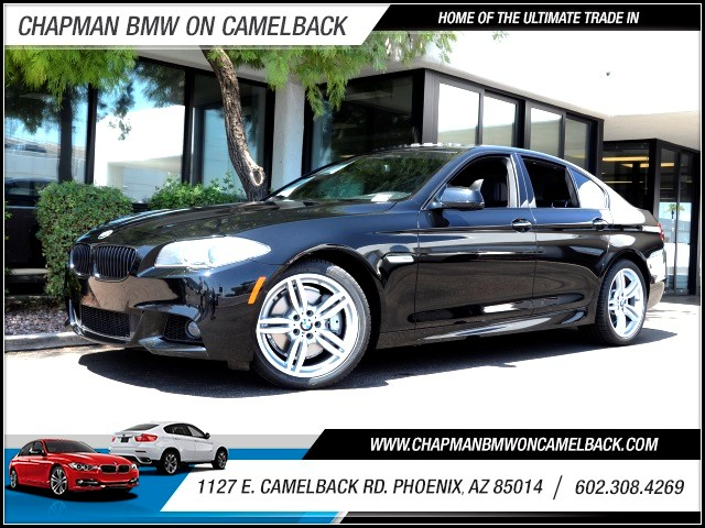 2012 BMW 5-Series 535i PremMsptDriver AssistTec 48448 miles 1144 E Camelback RdYES it is pos