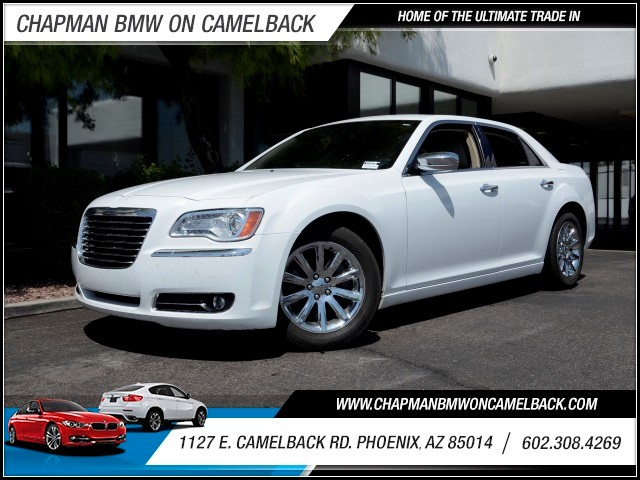 2012 Chrysler 300 Limited 58948 miles 1127 E Camelback BUY WITH CONFIDENCE Chapman BMW i