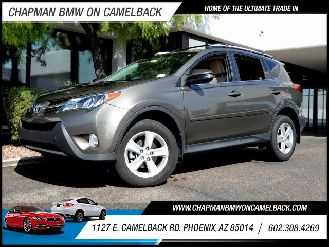 2013 Toyota RAV4 XLE 31021 miles 1127 E Camelback BUY WITH CONFIDENCE Chapman BMW is loc