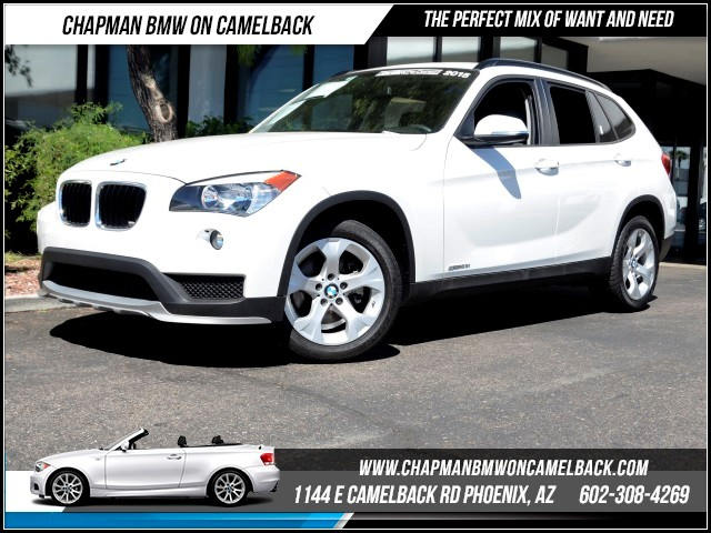 2015 BMW X1 sDrive28i 13638 miles 1144 E Camelback Rd Brand Spankin NewishJust announced 0