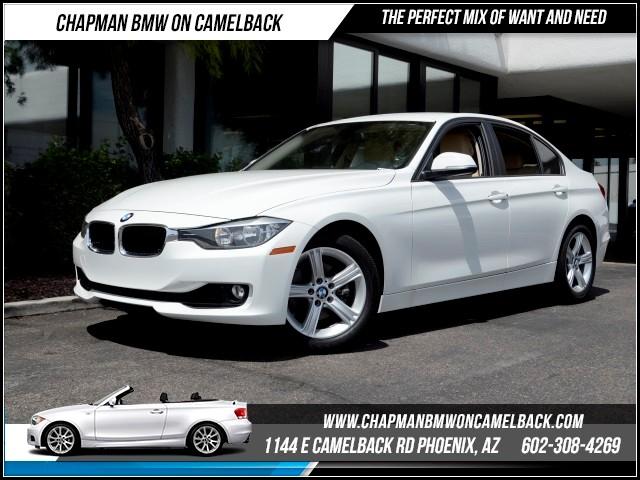 2014 BMW 3-Series Sdn 328i 13339 miles 1144 E Camelback Rd Brand Spankin NewishJust announ