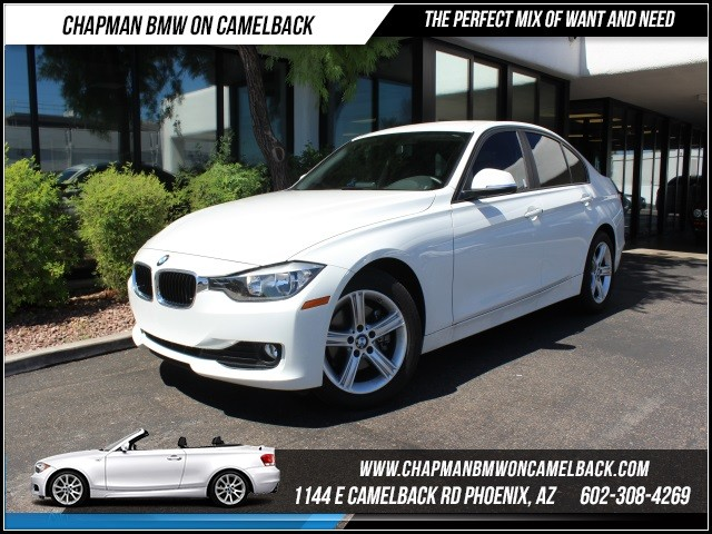 2015 BMW 3-Series Sdn 320i 10115 miles 1144 E Camelback Rd October CPO Sales EventFree Maint
