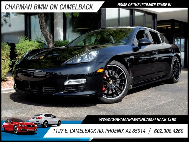 2013 Porsche Panamera Turbo 16873 miles Wireless data link Bluetooth Hands-free communication sy