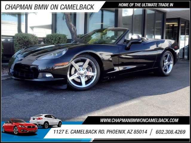2005 Chevrolet Corvette 57000 miles 1127 E Camelback BUY WITH CONFIDENCE Chapman BMW is