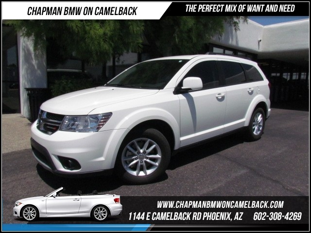 2014 Dodge Journey SXT 29229 miles 1127 E Camelback BUY WITH CONFIDENCE Chapman BMW is l