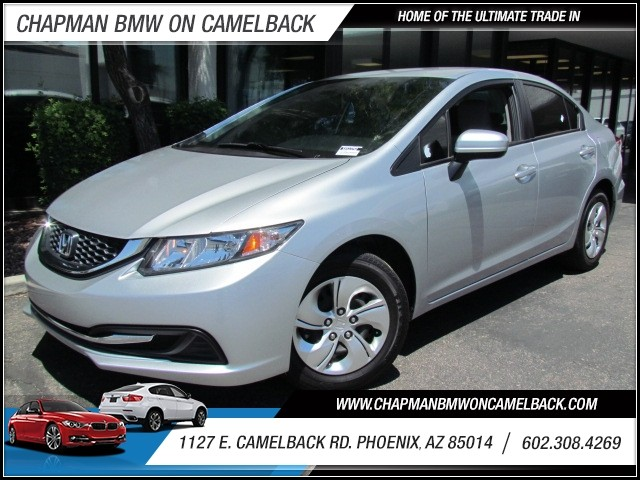2014 Honda Civic LX 16509 miles 602 385-2286 1127 E Camelback HOME OF THE ULTIMATE TRADE IN
