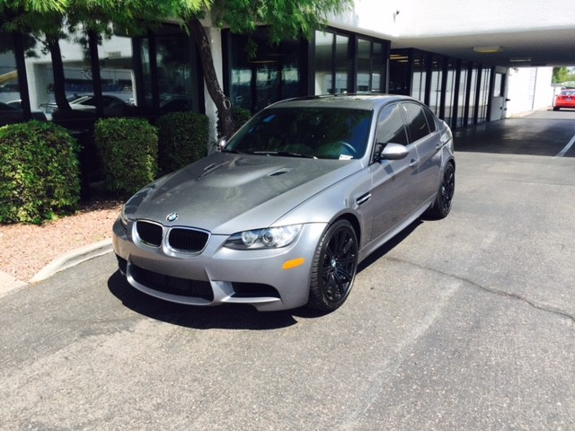 2011 BMW M3 PremConvPkg Nav 45737 miles 1144 E Camelback RdYES it is possible to own a BMW fo