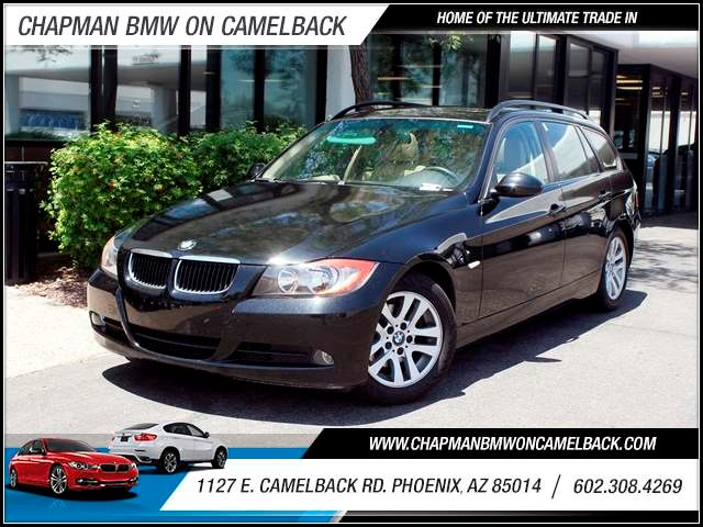 2007 BMW 3-Series Wgn 328i 85943 miles Phone pre-wired for phone Cruise control Anti-theft syst