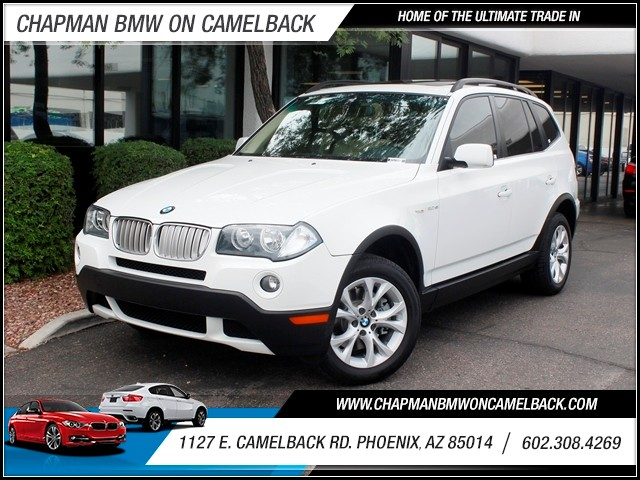 2008 BMW X3 30si 89153 miles 602 385-2286 1127 E Camelback HOME OF THE ULTIMATE TRADE IN