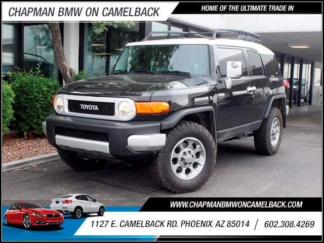 2012 Toyota FJ Cruiser 32044 miles 602 385-2286 1127 E Camelback HOME OF THE ULTIMATE TRADE