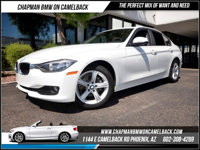 2015 BMW 3-Series Sdn 320i 8794 miles 1144 E Camelback Rd October CPO Sales EventFree Mainte