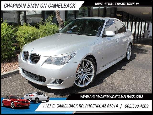 2008 BMW 5-Series 550i 88042 miles Wireless data link Bluetooth Phone hands free Phone voice ac