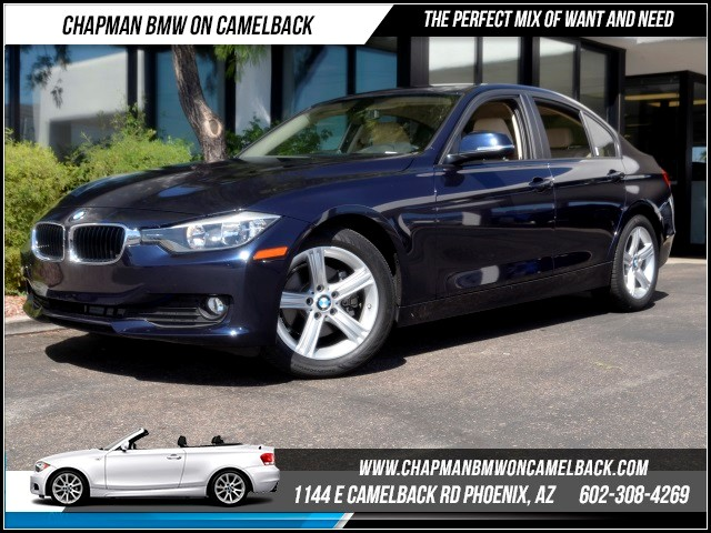 2014 BMW 3-Series Sdn 320i 9696 miles 1144 E Camelback Rd October CPO Sales EventFree Mainte