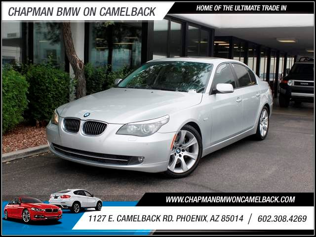 2008 BMW 5-Series 535i 108854 miles 602 385-2286 1127 E Camelback HOME OF THE ULTIMATE TRADE