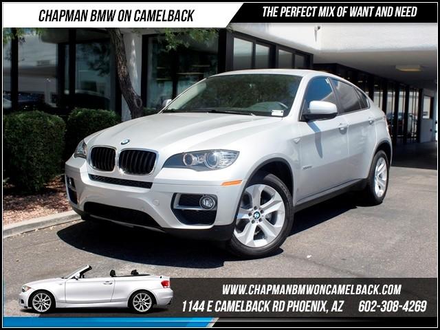2014 BMW X6 xDrive35i Prem Pkg 24192 miles 1144 E Camelback RdChapman BMW on Camelback in PHX h
