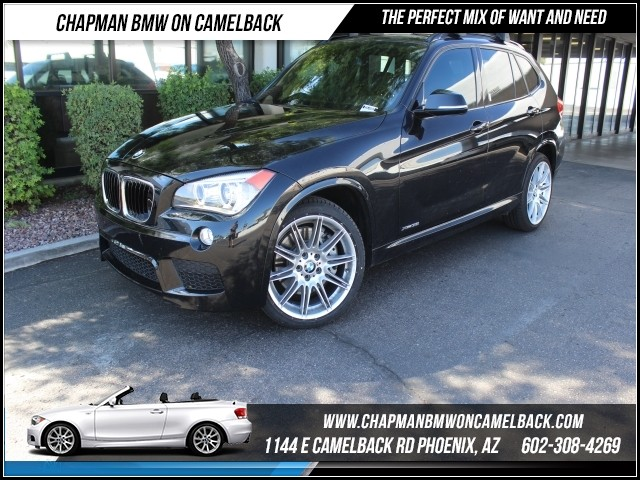 2013 BMW X1 xDrive35i MsptPrem Pkg 27354 miles Black Friday Sales Event at Chapman BMW on Camelb