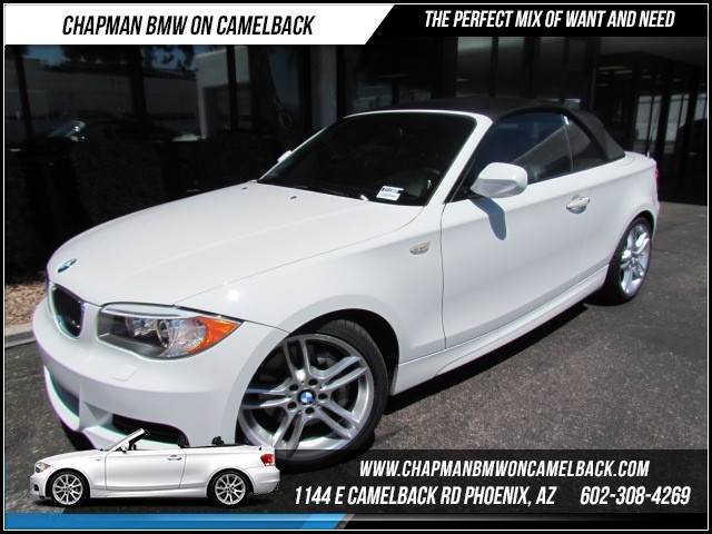 2012 BMW 1-Series 135i 48485 miles 1144 E Camelback Rd October CPO Sales EventFree Maintenan