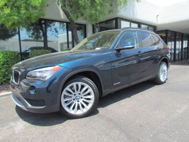 2013 BMW X1 sDrive28i 35653 miles 1127 E Camelback BUY WITH CONFIDENCE Chapman BMW is lo