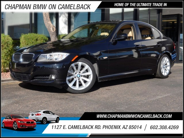 2011 BMW 3-Series Sdn 328i 45462 miles Black Friday Sales Event at Chapman BMW on Camelback in Ph