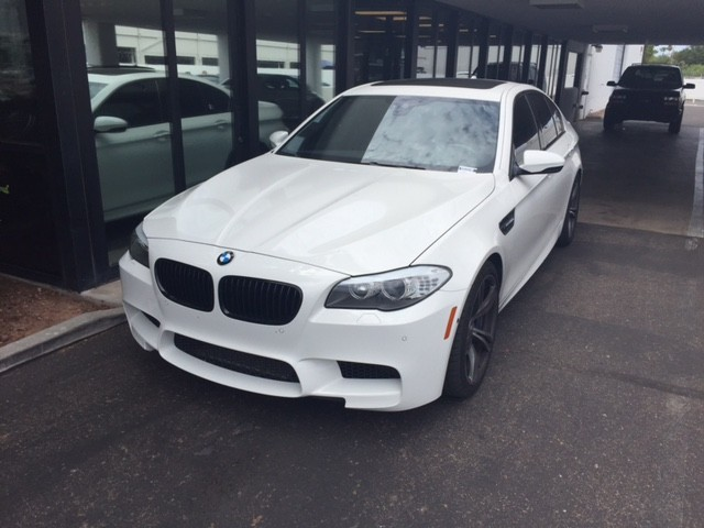 2013 BMW M5 M5 ExecutiveDriver AssistNavB 28042 miles 1144 E Camelback RdChapman BMW on Came