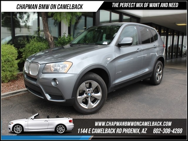 2011 BMW X3 xDrive28i 46390 miles 1144 E Camelback Rd October CPO Sales EventFree Maintenanc