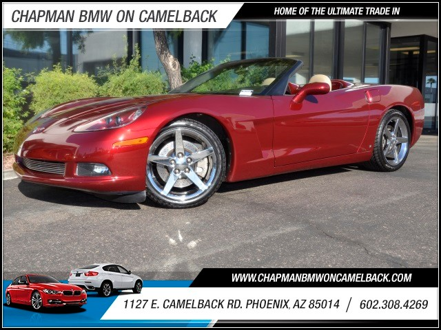 2006 Chevrolet Corvette 53890 miles 1127 E Camelback BUY WITH CONFIDENCE Chapman BMW is