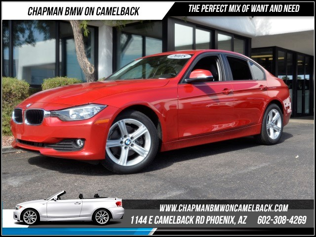 2015 BMW 3-Series Sdn 320i 10259 miles 1144 E Camelback Rd October CPO Sales EventFree Maint