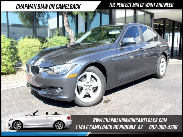 2015 BMW 3-Series Sdn 320i 8898 miles 1144 E Camelback Rd Brand Spankin Newish180 Certifie