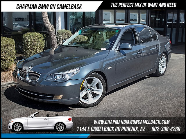 2010 BMW 5-Series 528i Prem Pkg 84884 miles 1144 E Camelback Rd 6023852286Drive for a cure