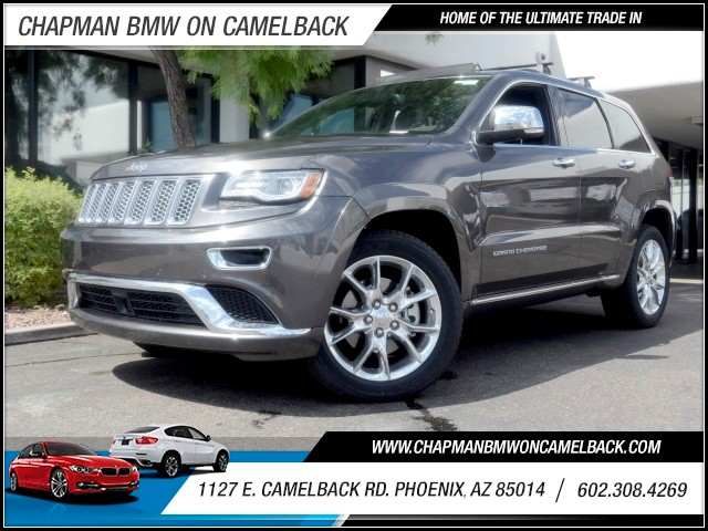 2014 Jeep Grand Cherokee Summit 40841 miles 1127 E Camelback BUY WITH CONFIDENCE Chapman