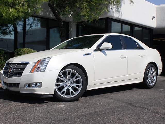 2011 Cadillac CTS 36L Premium 52249 miles 602 748-1691 1127 E Camelback HOME OF THE ULTIMAT