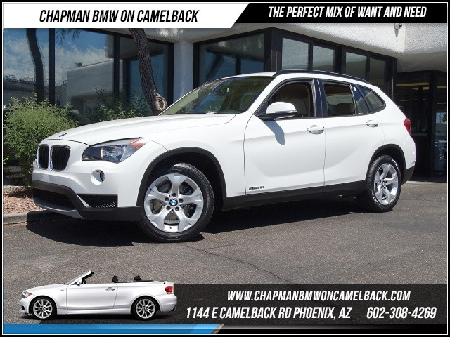 2014 BMW X1 sDrive28i 24194 miles 1144 E Camelback Rd 6023852286Drive for a cure Event onl