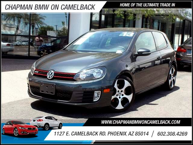 2013 Volkswagen GTI PZEV 45465 miles 602 385-2286 1127 E Camelback HOME OF THE ULTIMATE TRAD