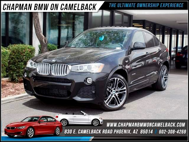 2016 bmw x4 28i for sale stock x160017 chapman bmw on camelback. Cars Review. Best American Auto & Cars Review