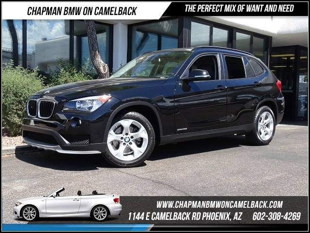 2015 BMW X1 sDrive28i 20370 miles 1144 E Camelback Rd 6023852286Drive for a cure Event onl