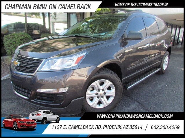2013 Chevrolet Traverse LS 49425 miles 602 385-2286 1127 E Camelback HOME OF THE ULTIMATE TR