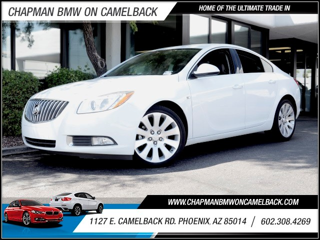 2011 Buick Regal CXL Turbo 51990 miles 602 385-2286 1127 E Camelback HOME OF THE ULTIMATE TR