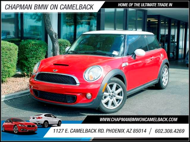 2013 MINI Hardtop Cooper S 18230 miles 602 308-4269 1127 Camelback TAX SEASON IS HERE Buy t