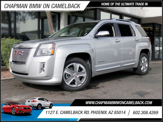 2013 GMC Terrain Denali 38776 miles 602 385-2286 1127 Camelback TAX SEASON IS HERE Buy the