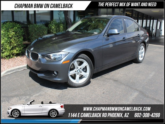 2014 BMW 3-Series Sdn 320i xDrive 17461 miles 1144 E Camelback Rd Brand Spankin NewishJust