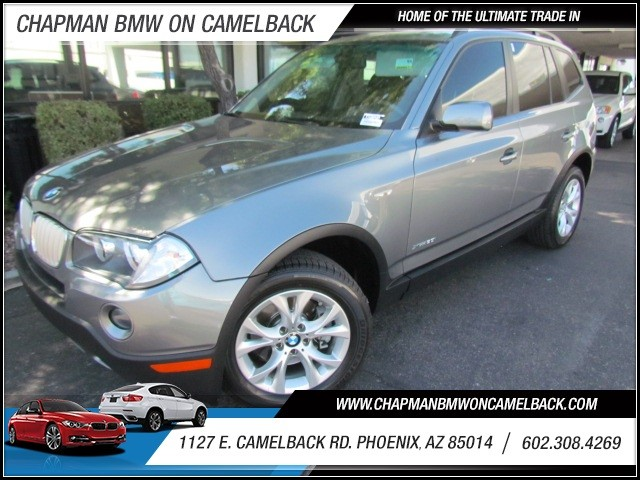 2009 BMW X3 xDrive30i 65099 miles 602 385-2286 1127 E Camelback HOME OF THE ULTIMATE TRADE I