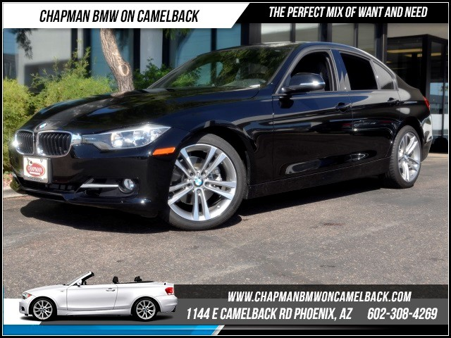 2012 BMW 3-Series 328i 14000 miles Sport Line Wireless data link Bluetooth Phone pre-wired for