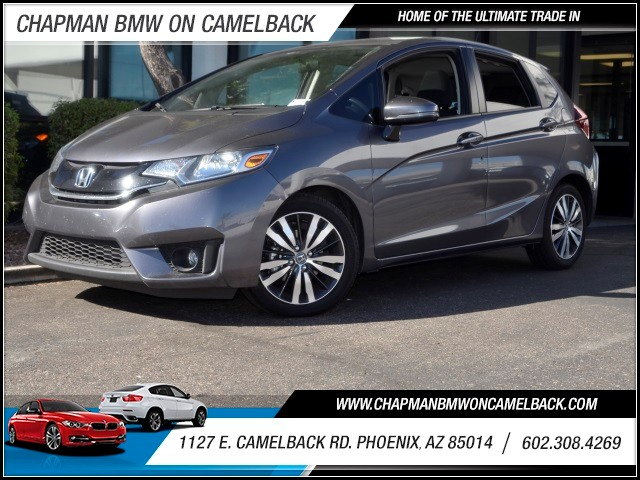 2015 Honda Fit EX 28298 miles 1127 E Camelback BUY WITH CONFIDENCE Chapman BMW is locate