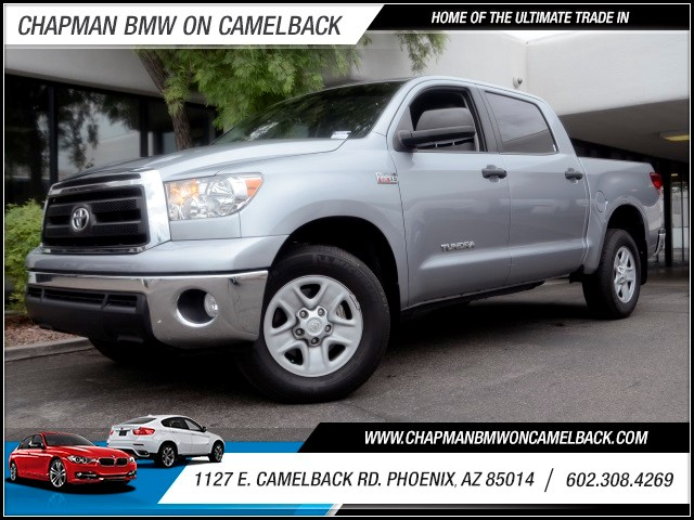 2013 Toyota Tundra Grade Crew Cab 25706 miles 1127 E Camelback BUY WITH CONFIDENCE Chapm