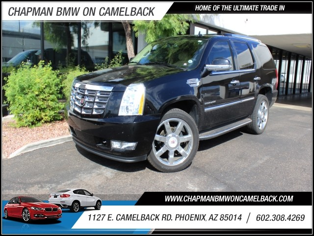 2010 Cadillac Escalade Luxury 54492 miles Satellite communications OnStar Wireless data link Blu