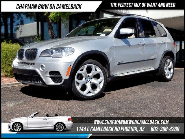 2013 BMW X5 xDrive35i Sport Activity TechSp 36507 miles Convenience Package Technology Package