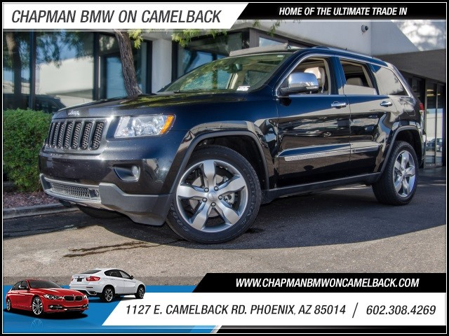 2013 Jeep Grand Cherokee Limited 55133 miles 1127 E Camelback BUY WITH CONFIDENCE Chapma