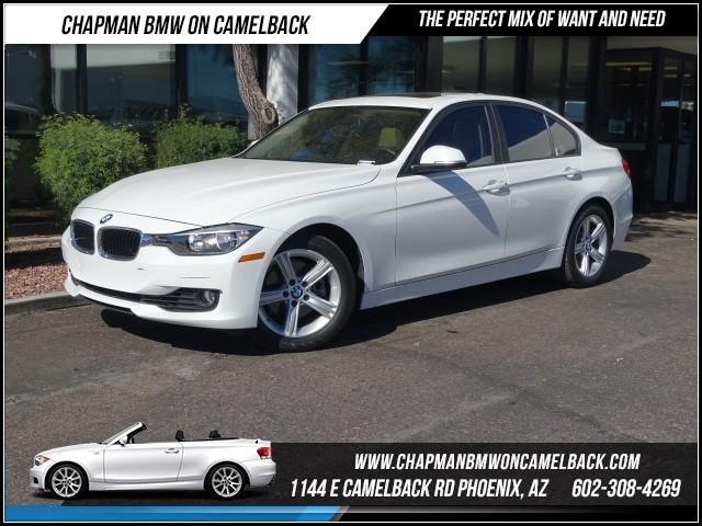 2013 BMW 3-Series Sdn 328i PremHeated SeatsNav Pkg 30184 miles 1144 E Camelback RdChapman BMW